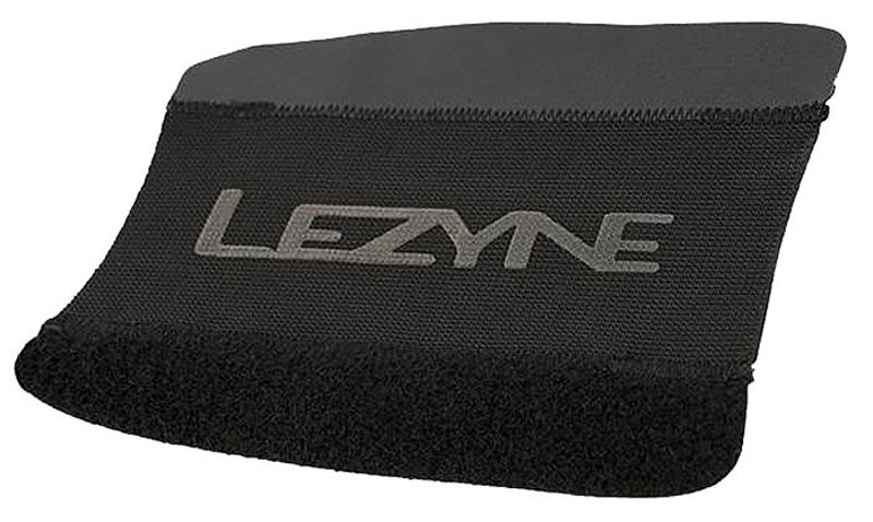 Lezyne Smart Chainstay Protector Black