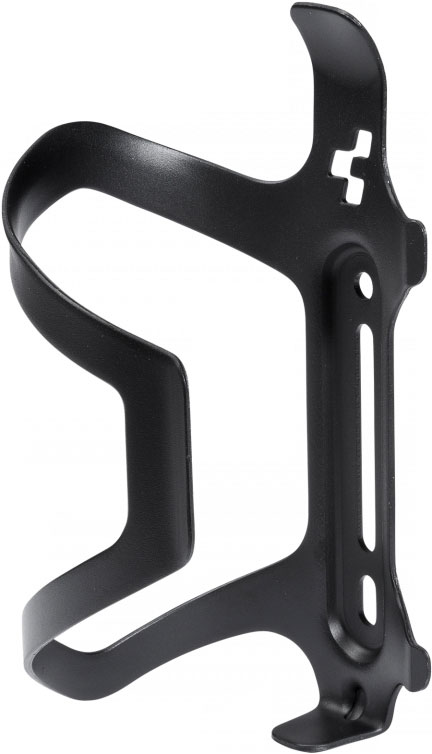 CUBE Alloy Bottle Cage HPA-Sidecage Black