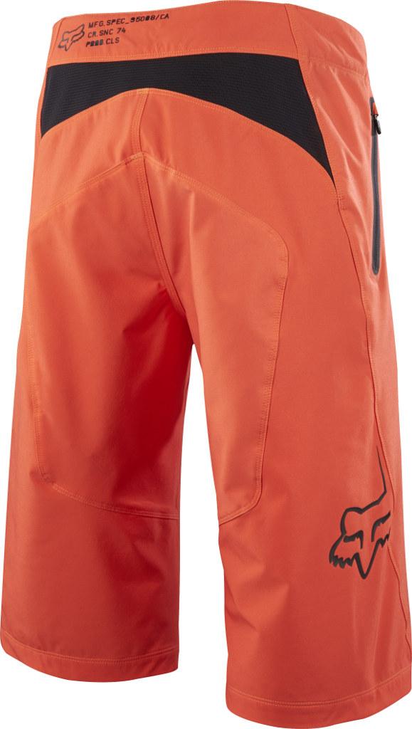 Fox Racing Demo DH Short Flo Orange