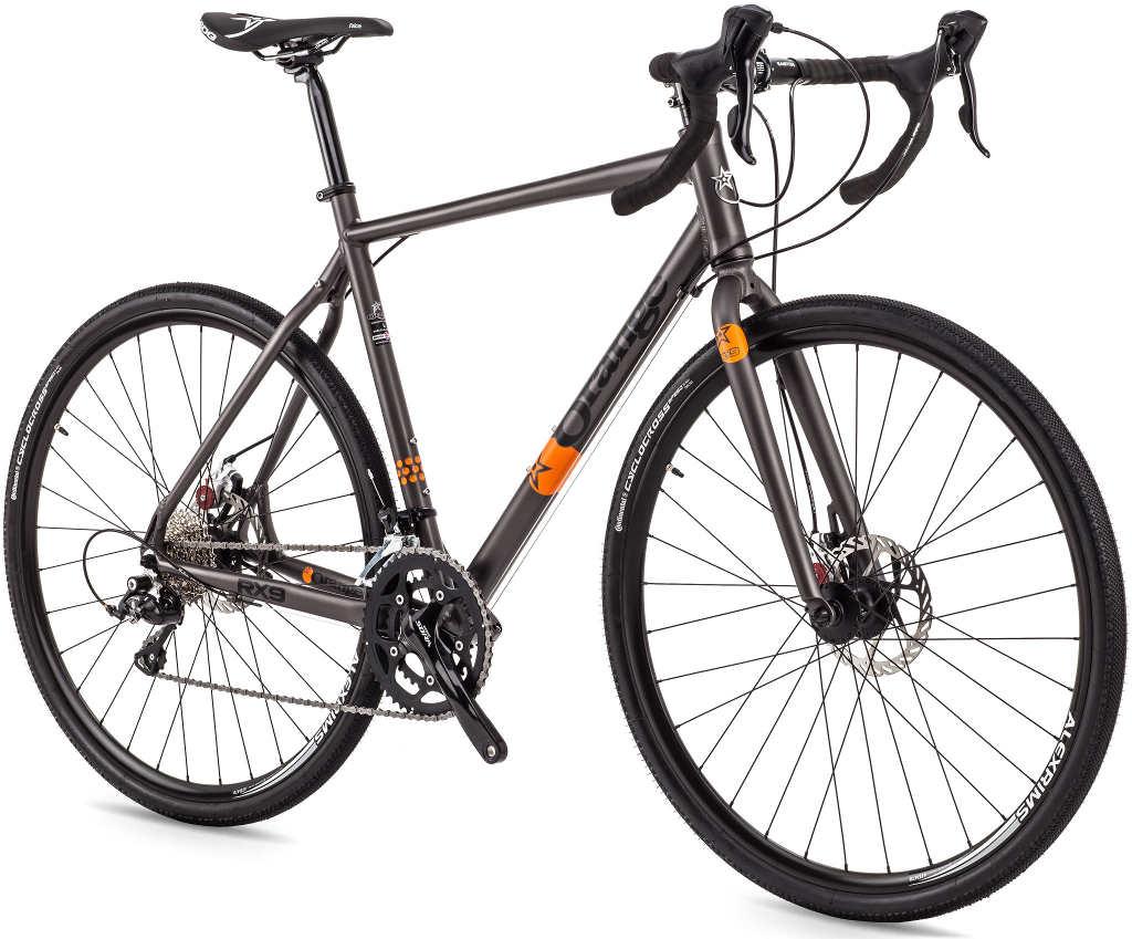 c12bd464130 Orange RX9 Cyclocross Bike 2016 Lava Grey £637.50