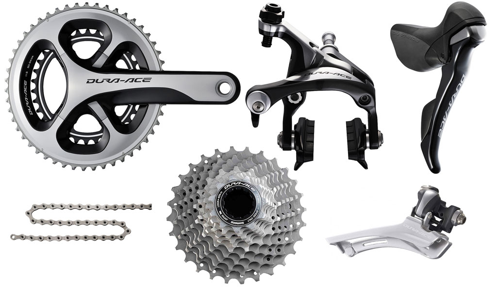 Dura Ace 9000 >> Shimano Dura Ace 9000 11 Speed Groupset 899 99