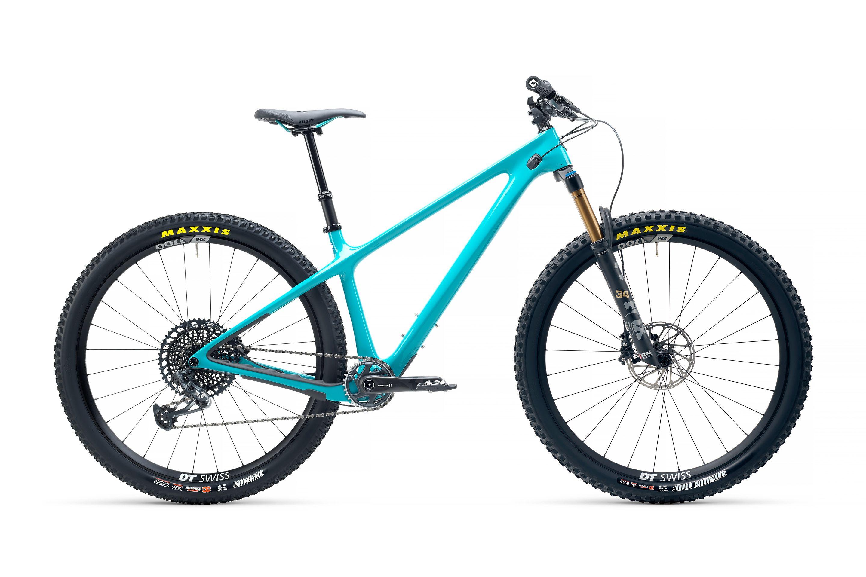 Image of Yeti ARC T2 Carbon XO1 Eagle Hardtail Mountain Bike 2022 Turquoise