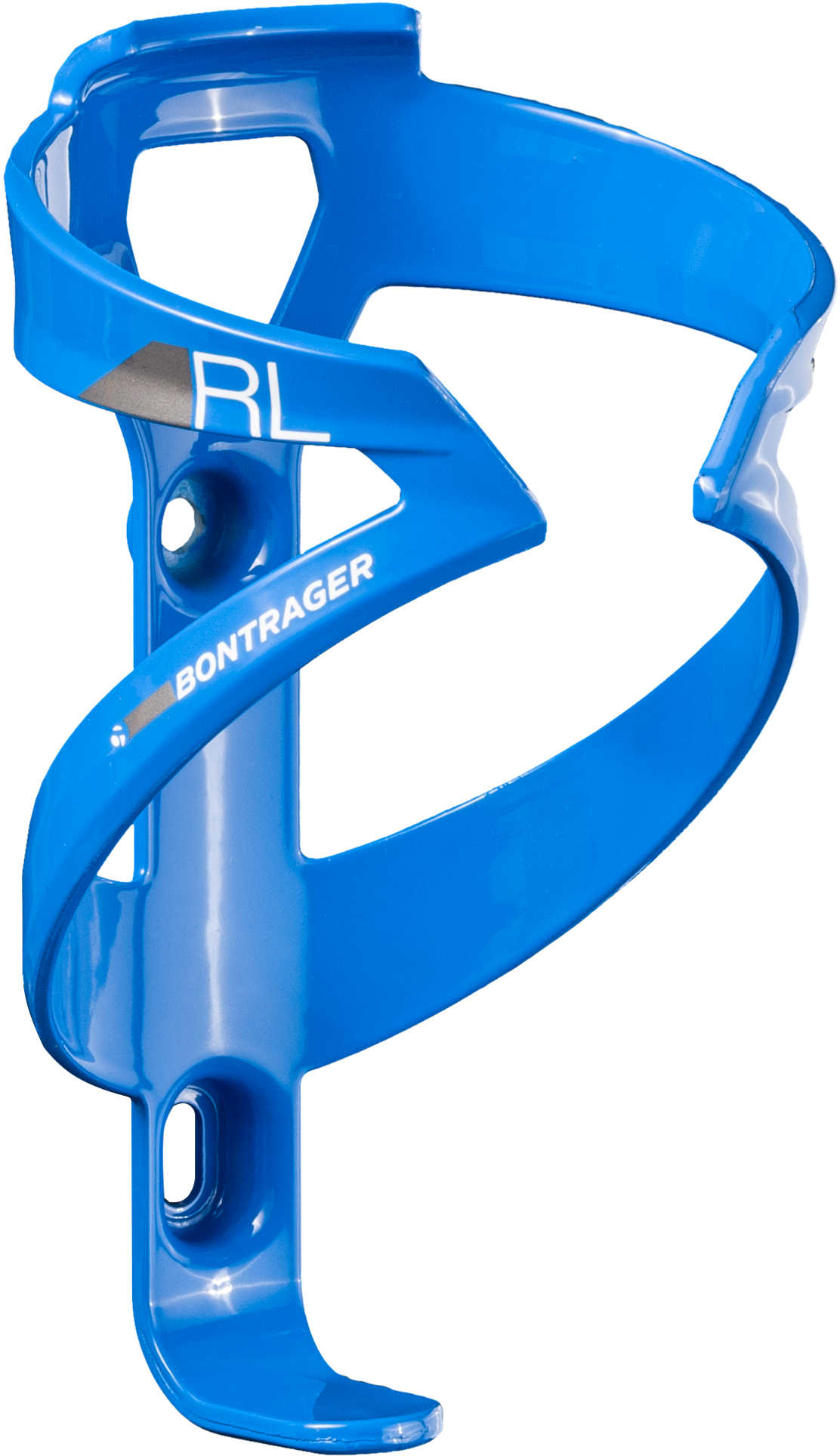 Bontrager Rl Bottle Cage Waterloo Blue