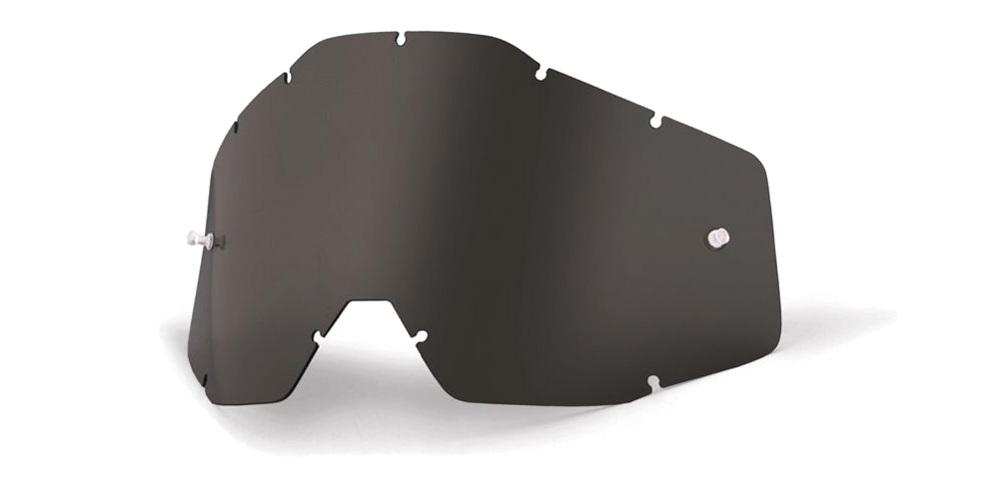 100 Percent Accuri/racecraft/strata Anti-fog Lens Clear