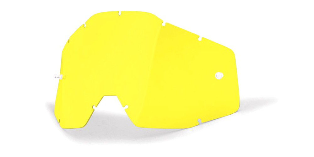 100 Percent Accuri/racecraft/strata Anti-fog Lens Smoke