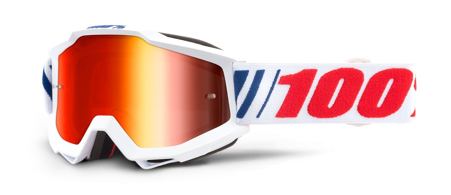 100 Percent Accuri Youth Goggles Af066/clear Lens