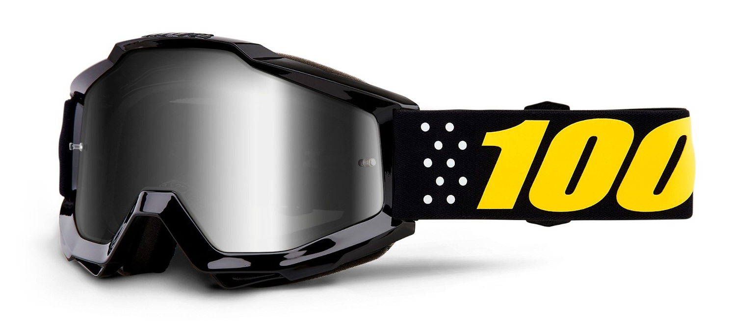 100 Percent Accuri Youth Goggles Maneuver/clear Lens