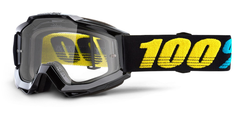 100 Percent Accuri Youth Goggles Virgo/clear Lens