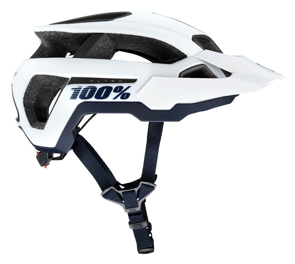 100 Percent Altec Helmet White