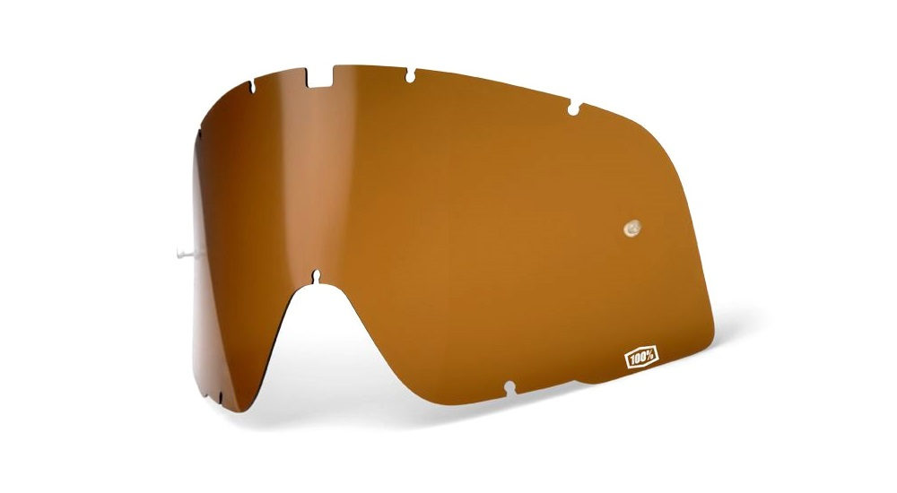 100 Percent Barstow Goggles Roland Sands/silver Mirror Lens