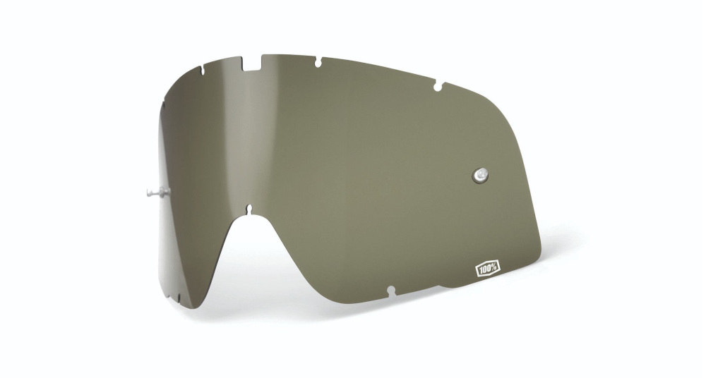 100 Percent Barstow Goggles Steve Caballero/silver Mirrored Lens