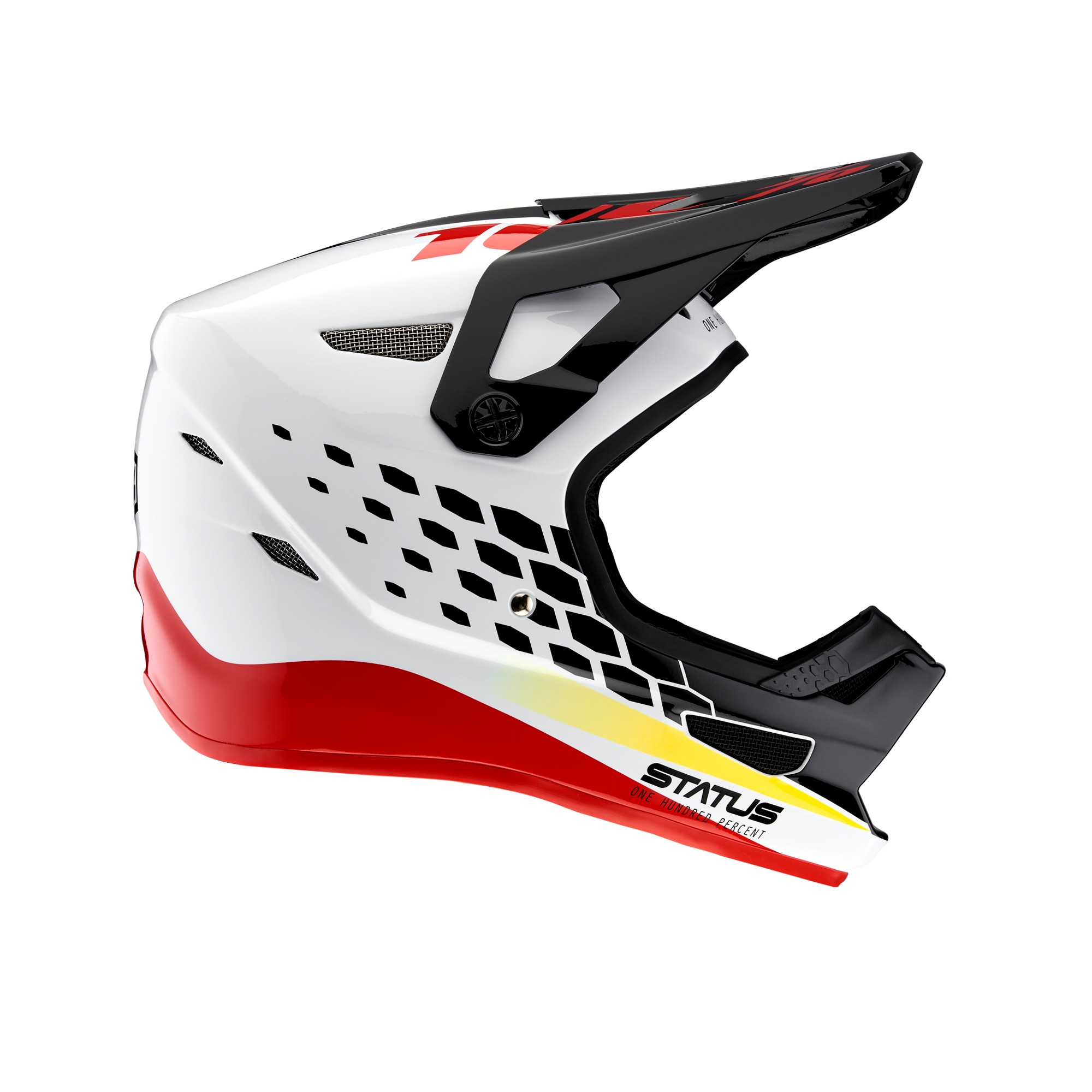 100 Percent Status Full Face Helmet Ltd Pacer
