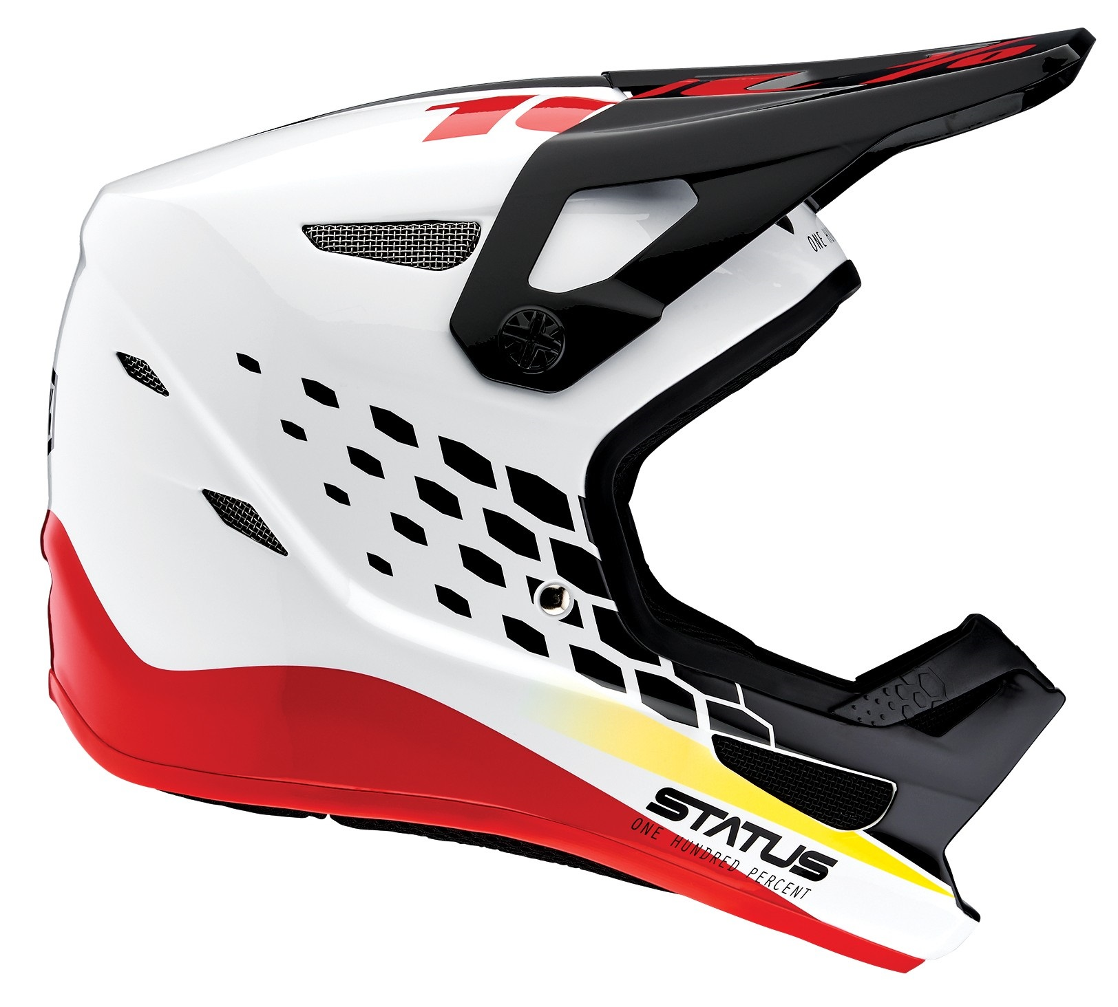 100 Percent Status Youth Full Face Helmet Pacer