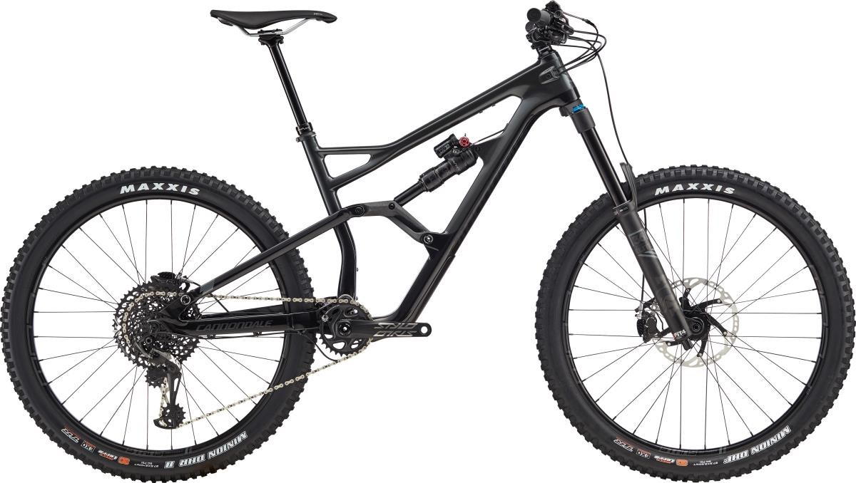 Cannondale Jekyll 2 Carbon 27.5 Mountain Bike 2019 Graphite