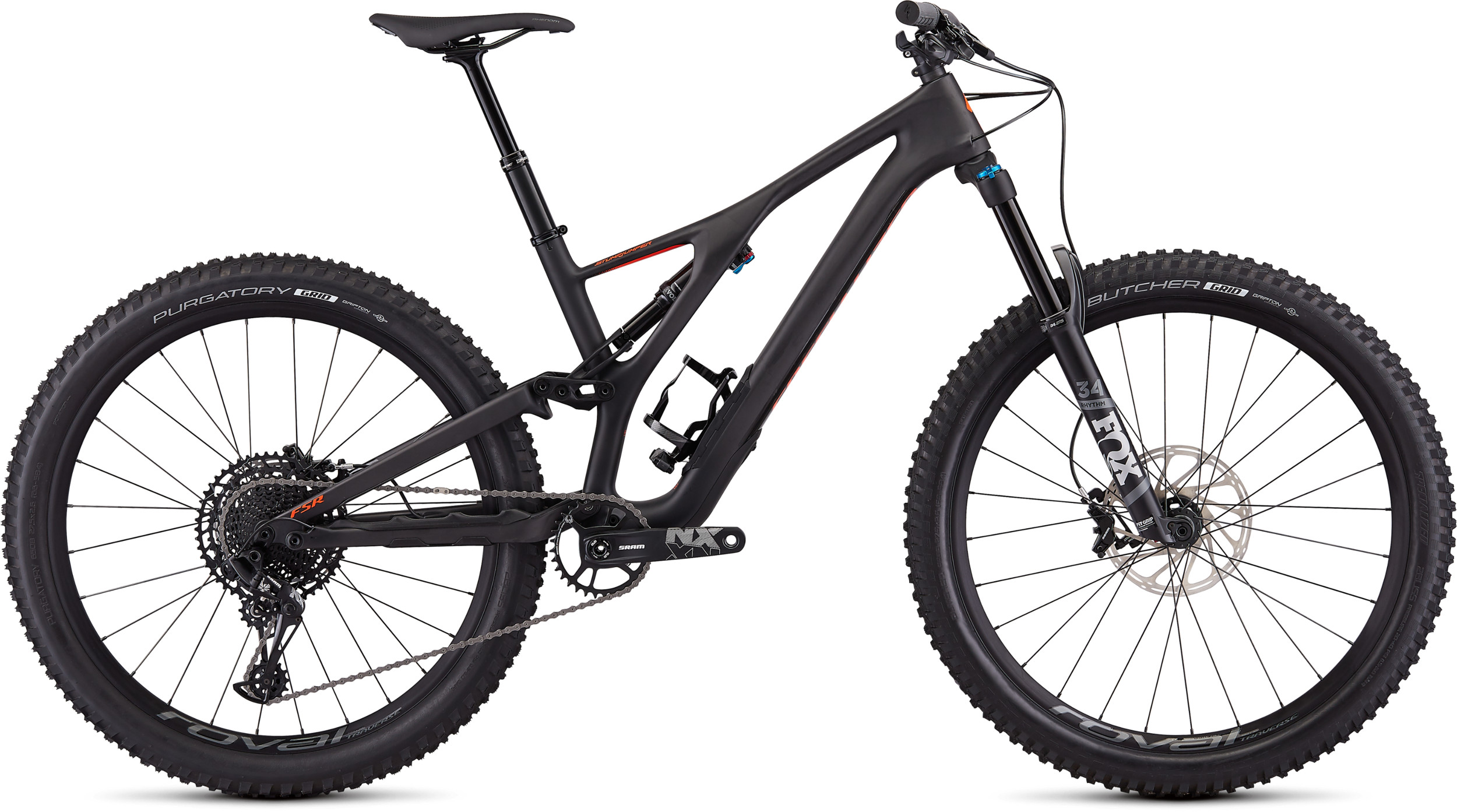 Specialized Stumpjumper Comp Carbon 12 Speed 27.5 2020 Carbon/Red