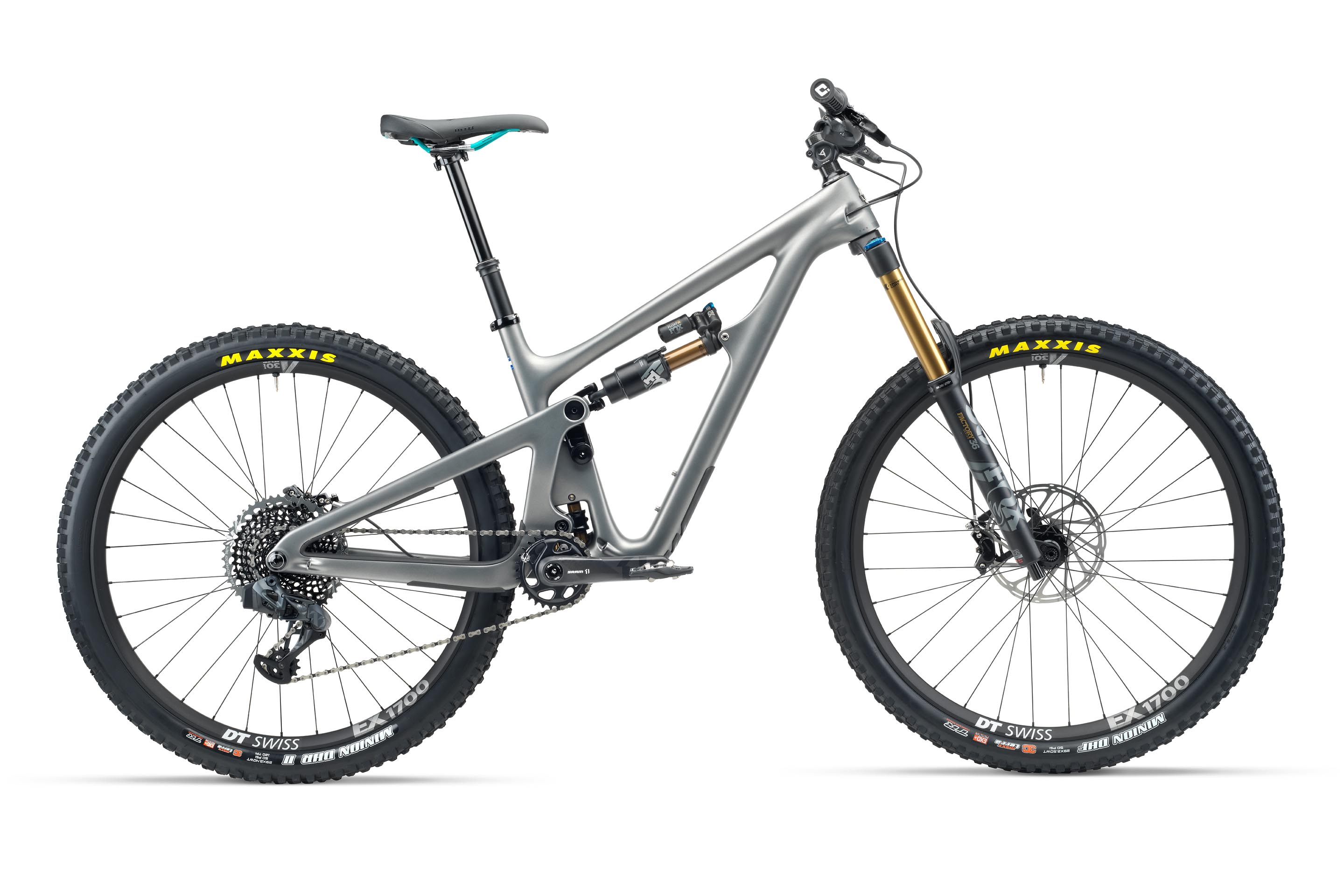 Yeti SB150 T1 29er Mountain Bike 2020 Anthracite