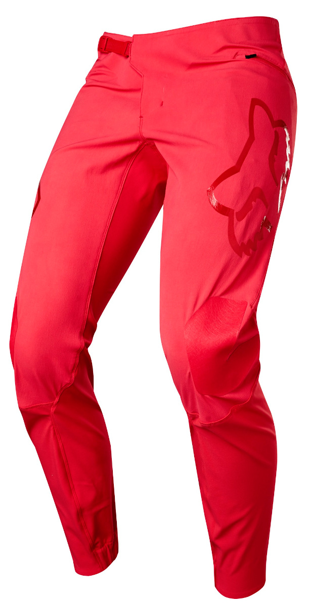 Fox Defend Mtb Pants Limited Edition Bright Red