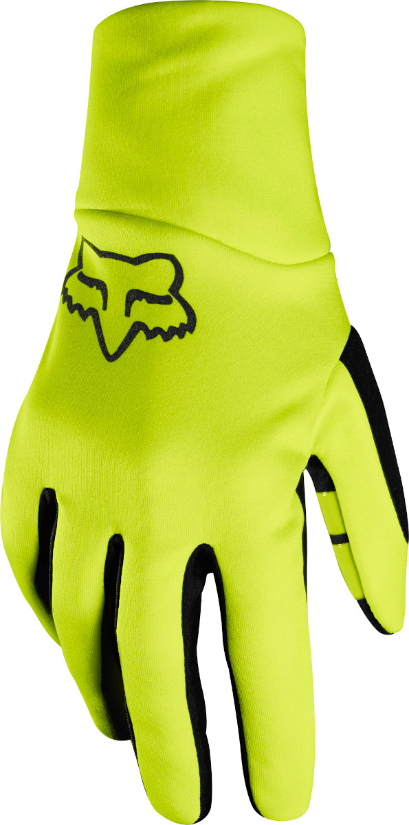Fox Ranger Fire Womens Gloves Day Glow Yellow