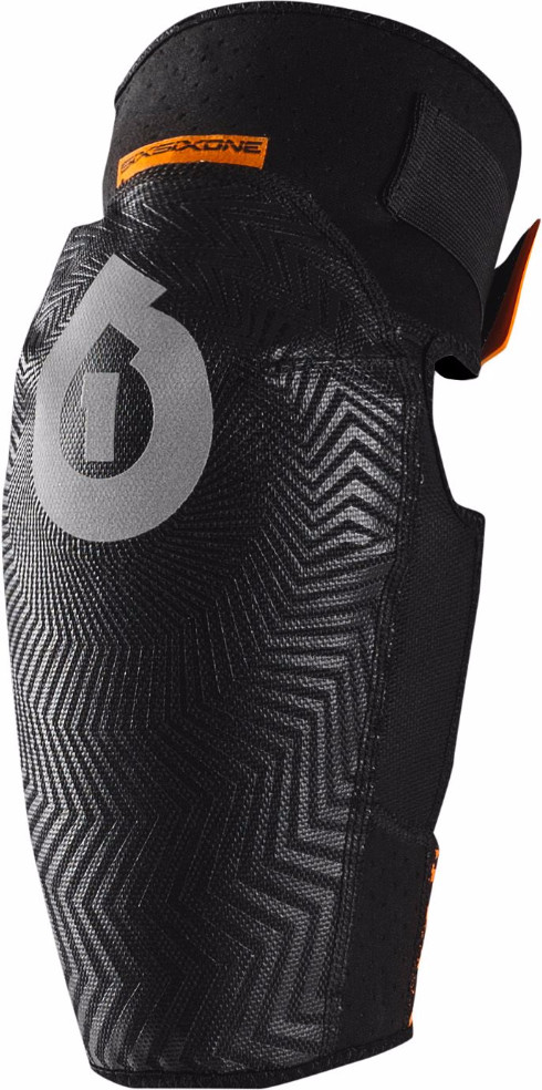 661 Comp Am Elbow Guard Black