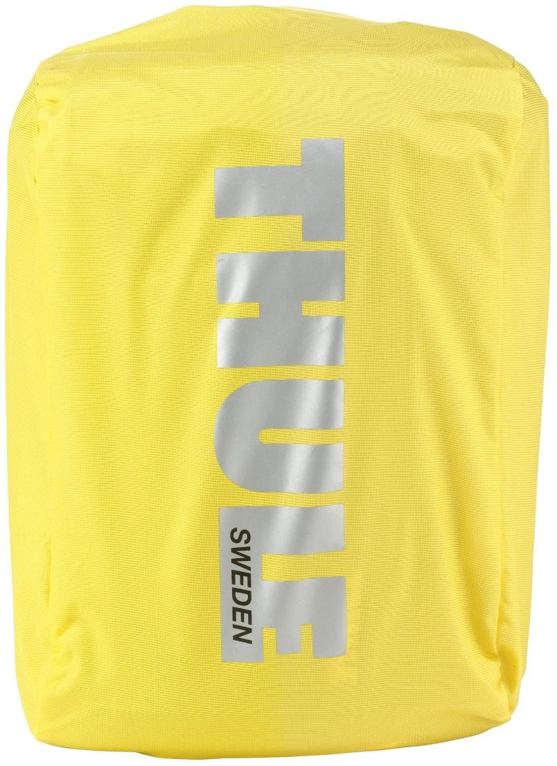 Thule Pack N Pedal Small Pannier Rain Cover Yellow