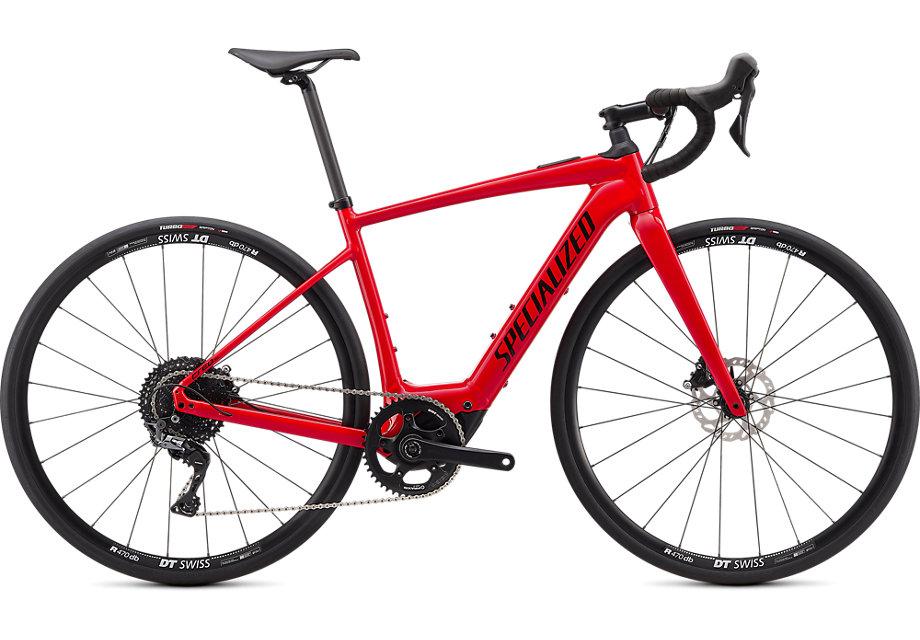 Specialized Turbo Creo SL E5 Comp Electric Bike 2021 Flo Red/White