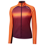 Altura Airstream Womens LS Jersey Orange/Maroon