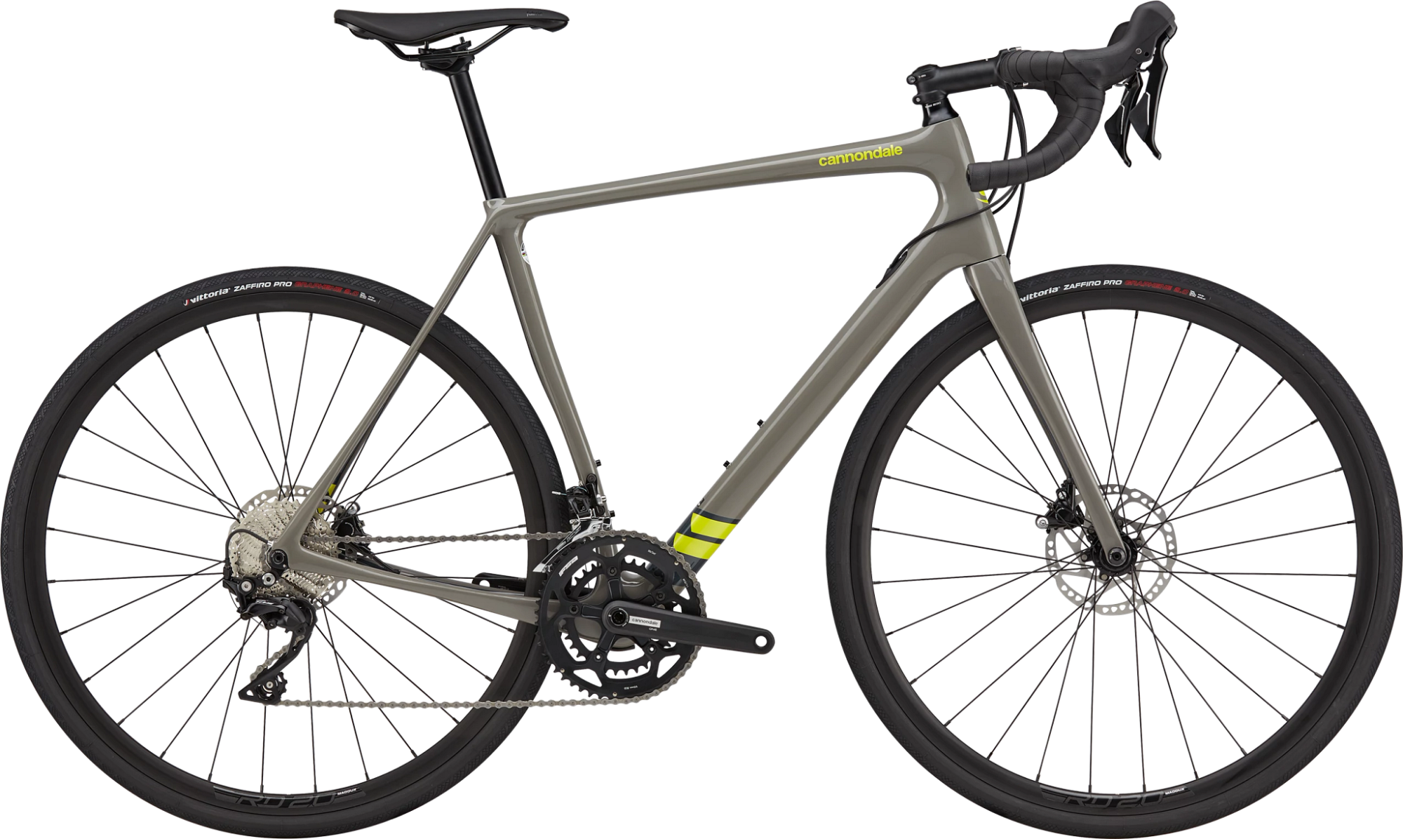 Cannondale Synapse Carbon 105 Road Bike 2021 Stealth Grey