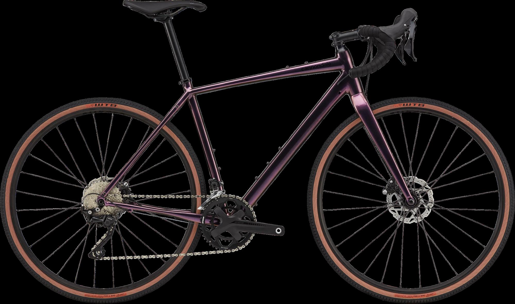 Cannondale Topstone 2 Gravel Bike 2021 Rainbow Trout