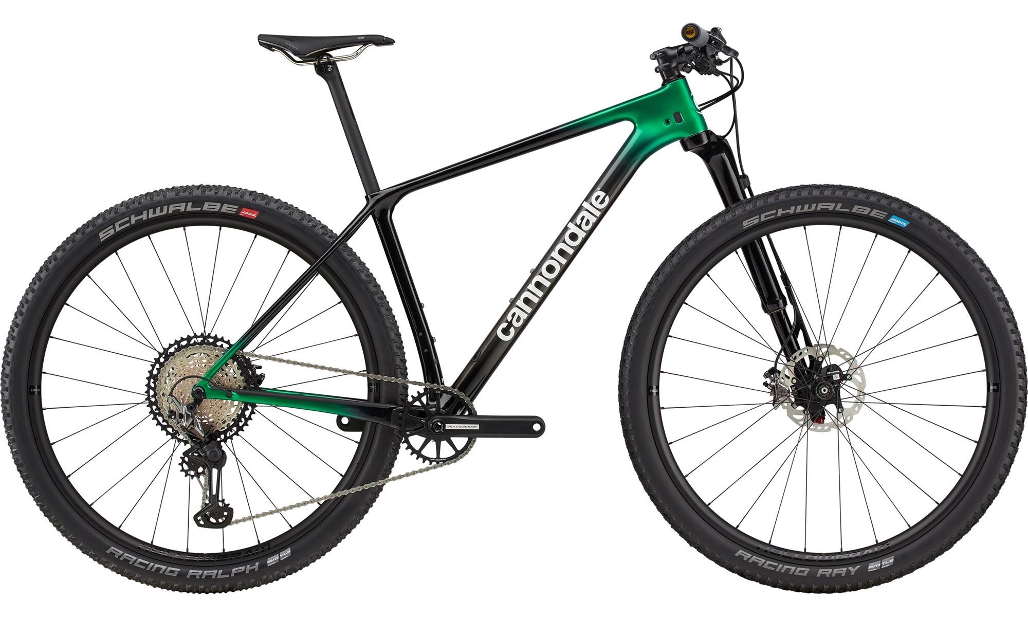 Cannondale F-Si Hi Mod 1 Shimano XTR Mountain Bike 2021 Team Replica