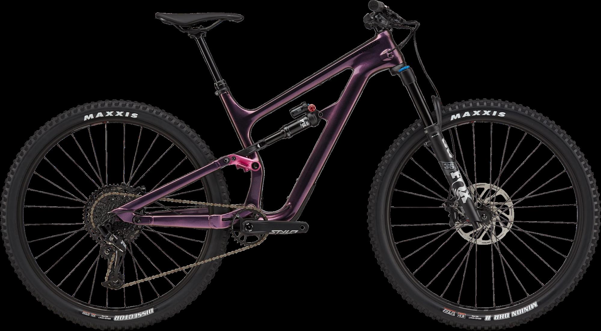Cannondale Habit Carbon SE 12spd Mountain Bike 2021 Rainbow Trout