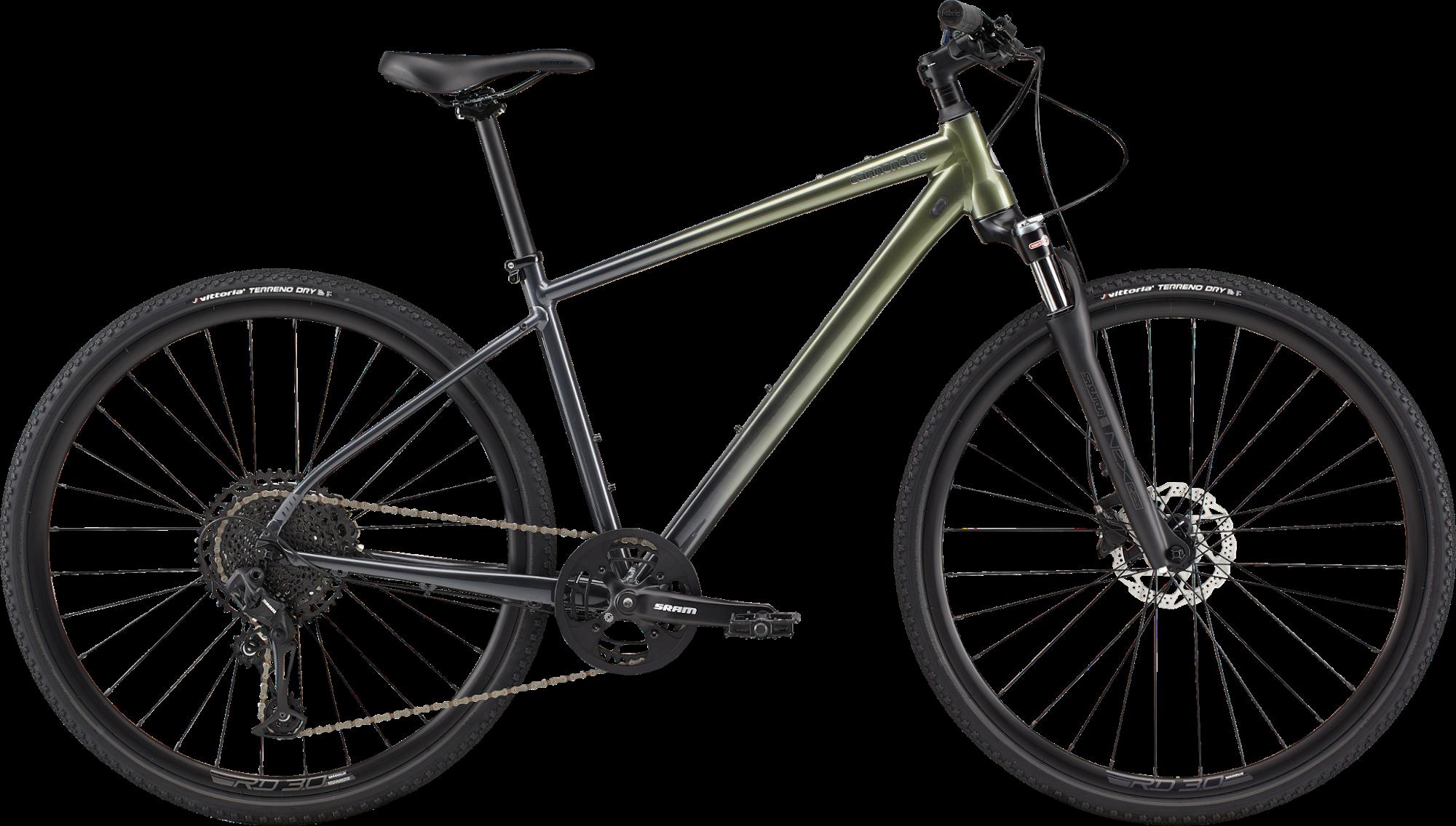 Cannondale Quick CX 1 Hardtail Mountain Bike 2021 Mantis Fade