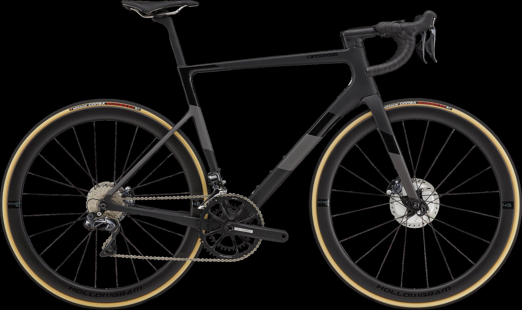 Cannondale SuperSix EVO Hi Mod Carbon Disc Ultegra Di2 Road Bike Blk