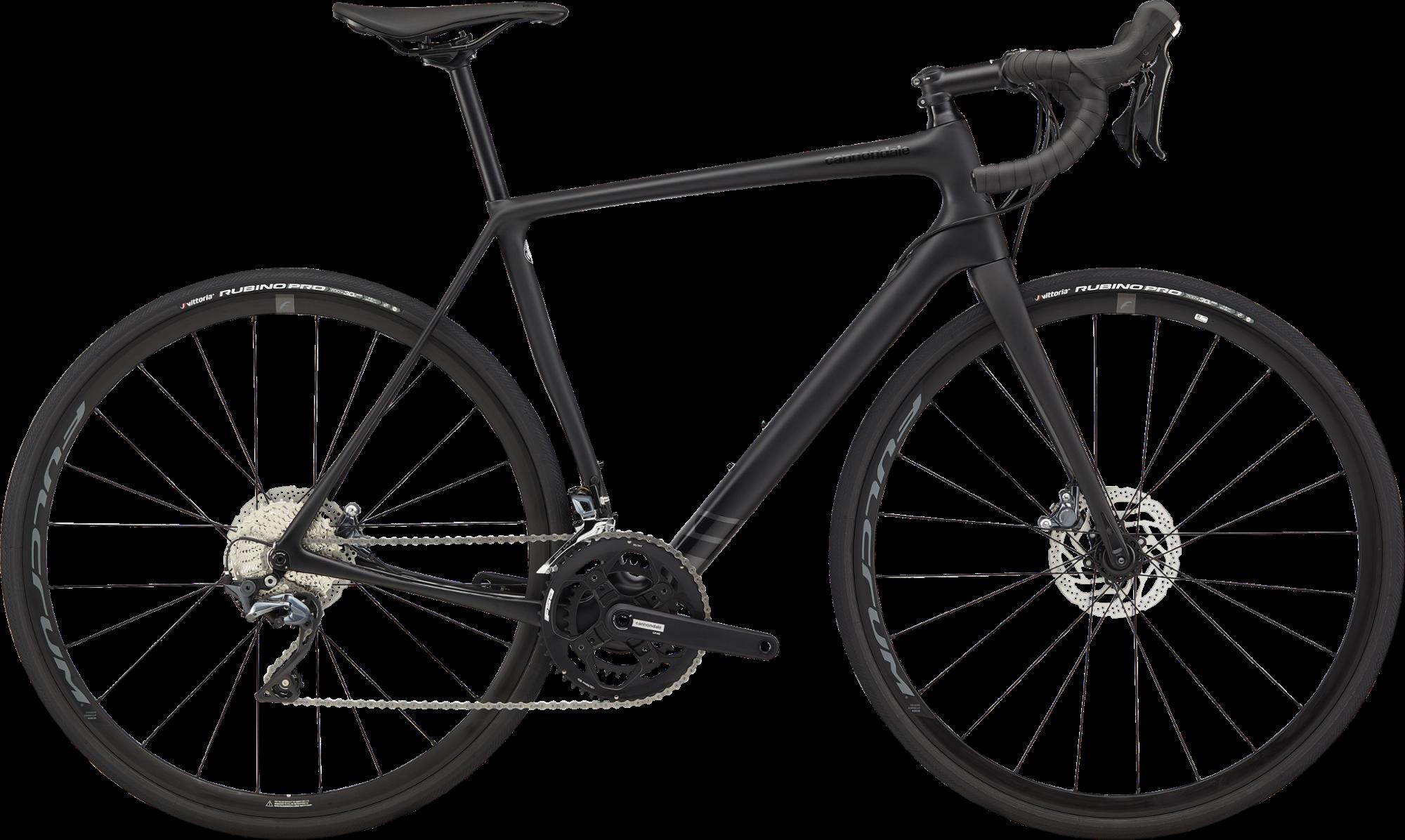 Cannondale Synapse Ultegra Disc Carbon Road Bike 2021 Graphite