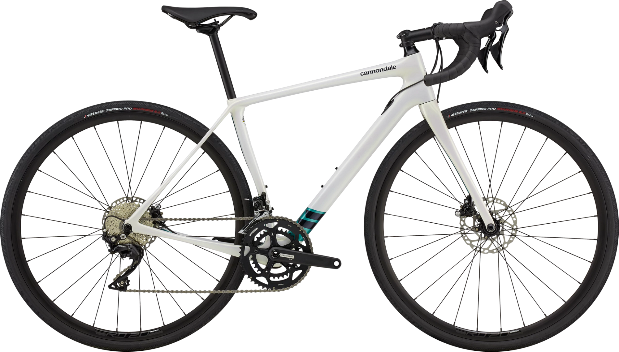 Cannondale Synapse 105 Disc Womens Carbon Road Bike 2021 Iridescent
