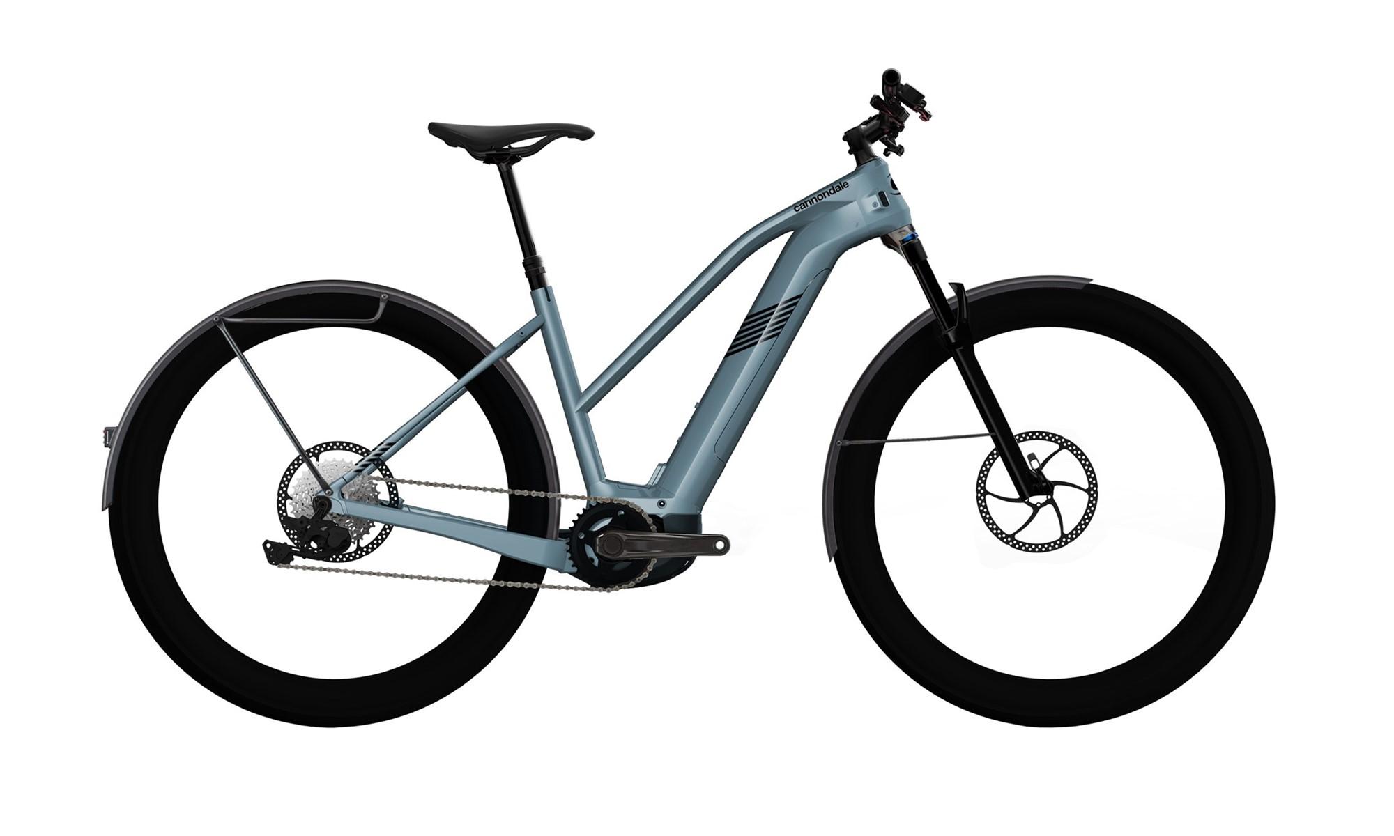 Cannondale Tesoro Neo X 2 500wh Electric Gravel Bike 2021 Graphite BLK