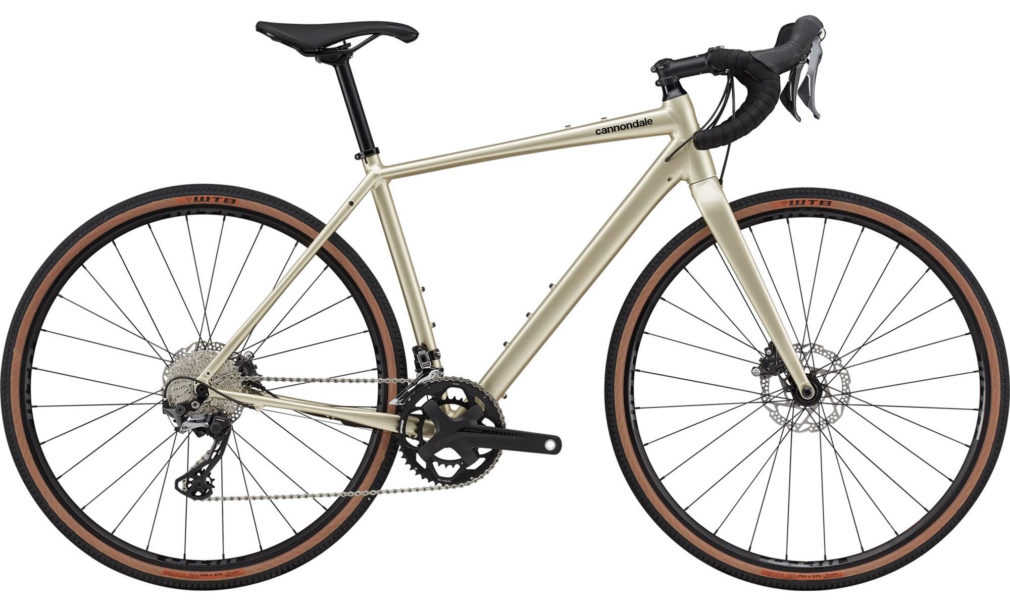 Cannondale Topstone 0 AL GRX Gravel Bike 2021 Champagne