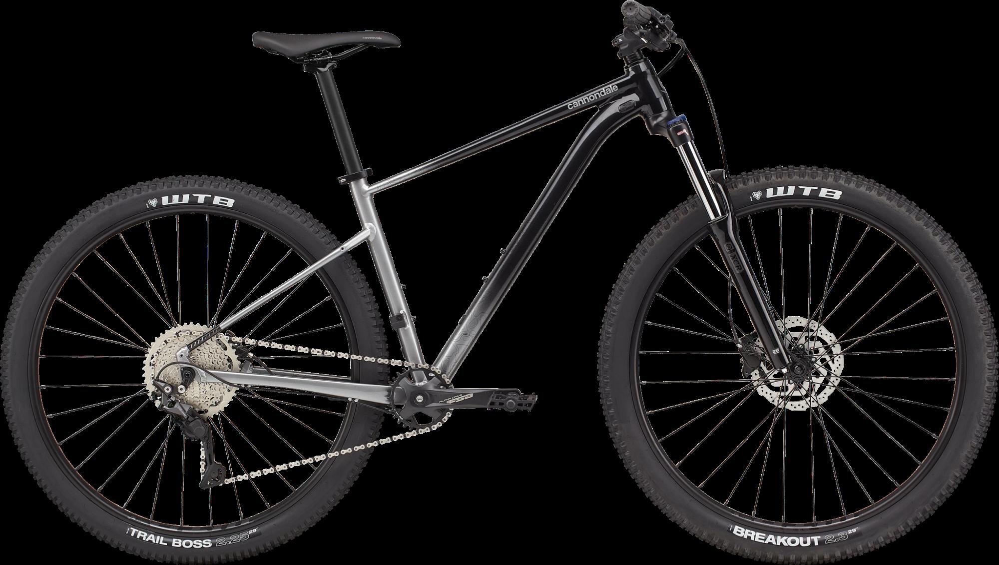 Cannondale Trail SE 4 Hardtail Mountain Bike 2021 Grey
