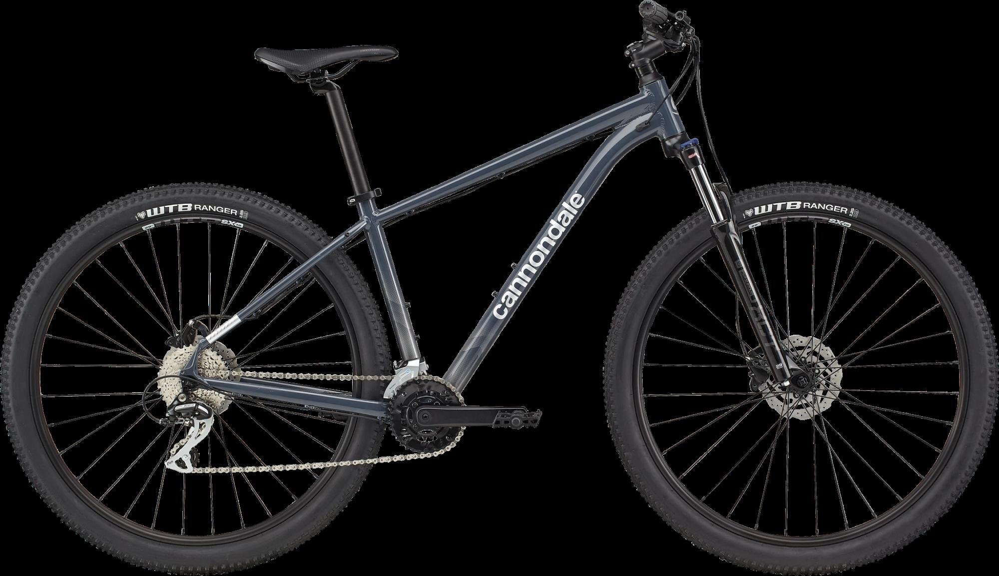 Cannondale Trail 6 AL Hardtail Mountain Bike 2021 Slate Grey
