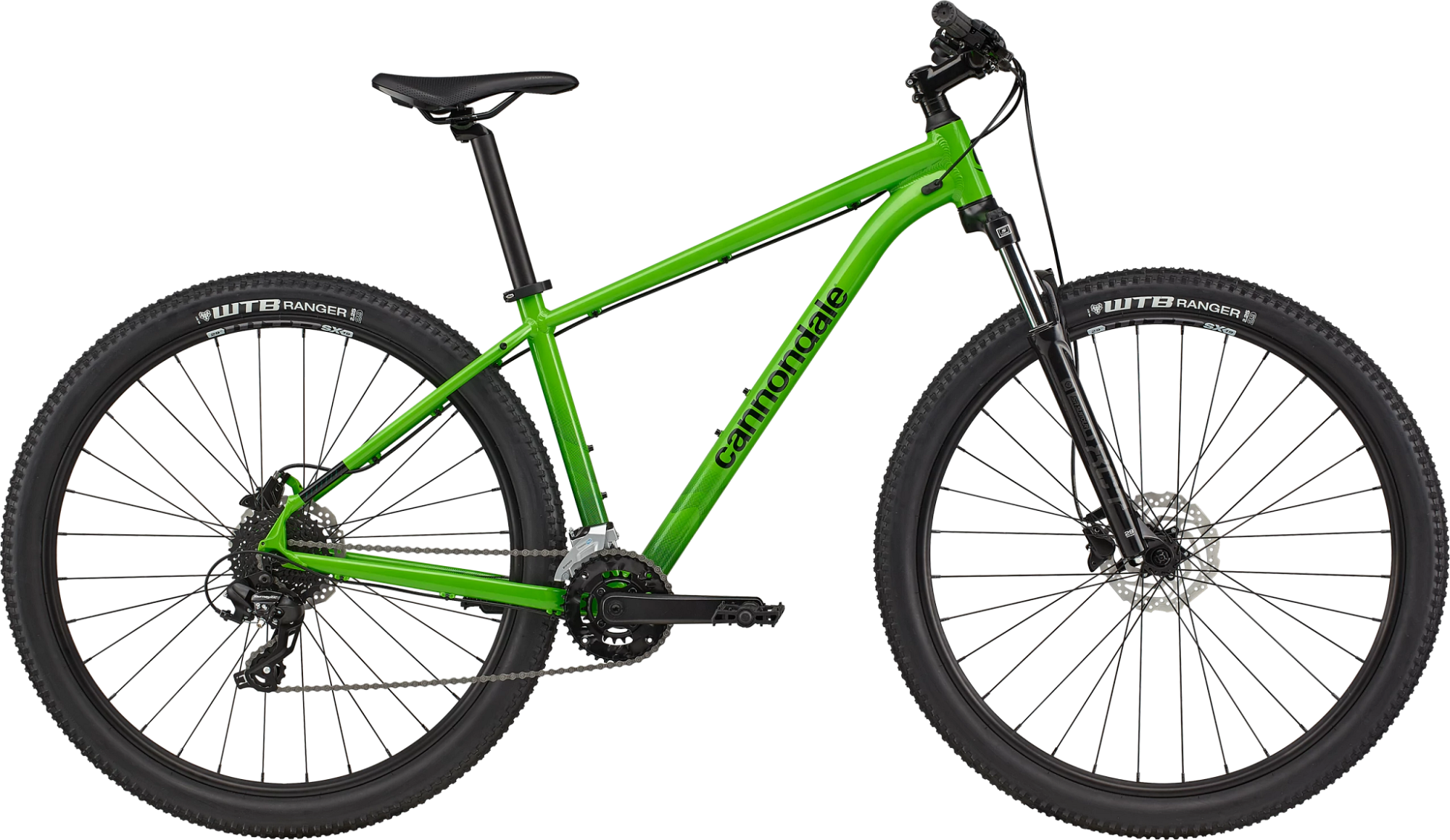 Cannondale Trail 7 Limited Edition Mountain Bike 2021 Green