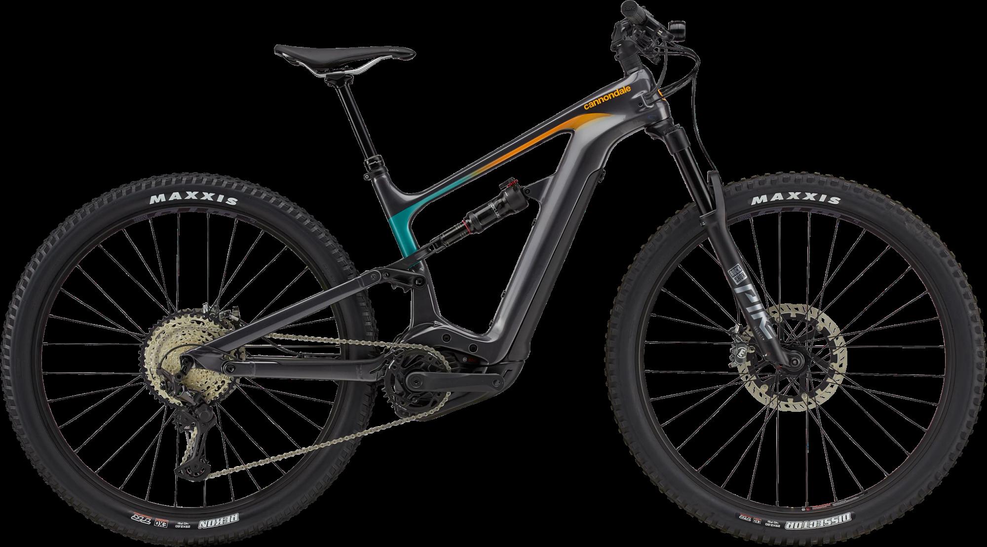 Cannondale Habit Neo 1 XT 12 spd  Electric Mountain Bike 2021 Graphite