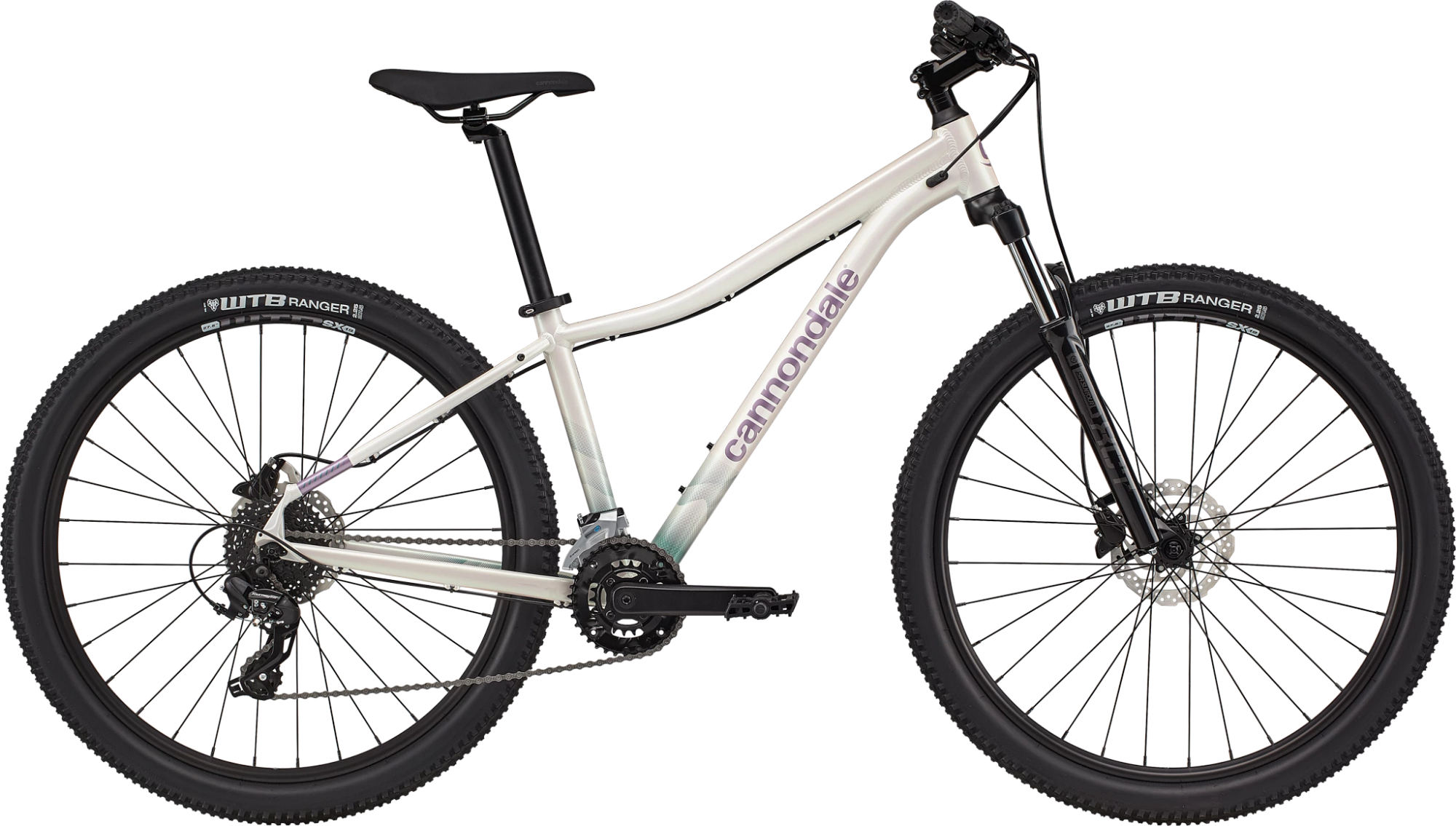 Cannondale Trail 7 Womens Hardtail Mountain Bike 2021 Iridescent