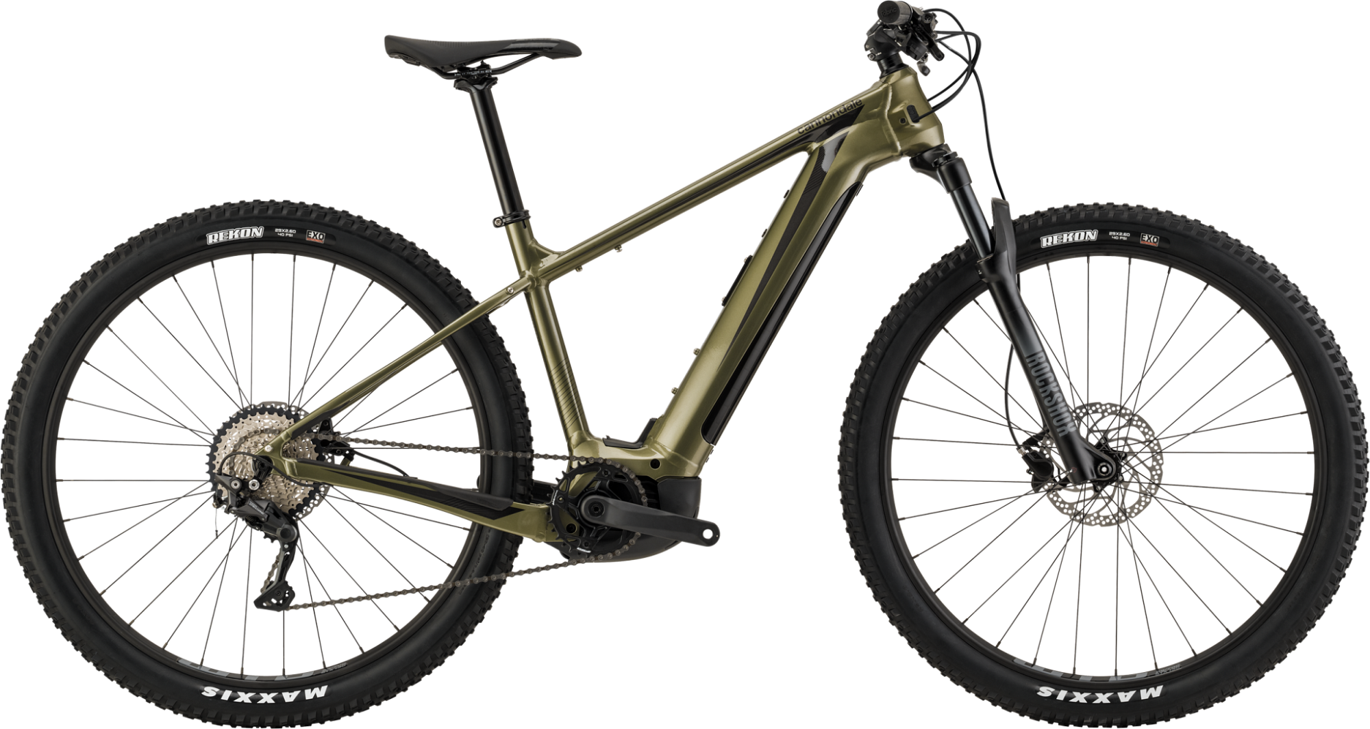 Cannondale Trail Neo 2 Hardtail Electric Mountain Bike 2021 Mantis