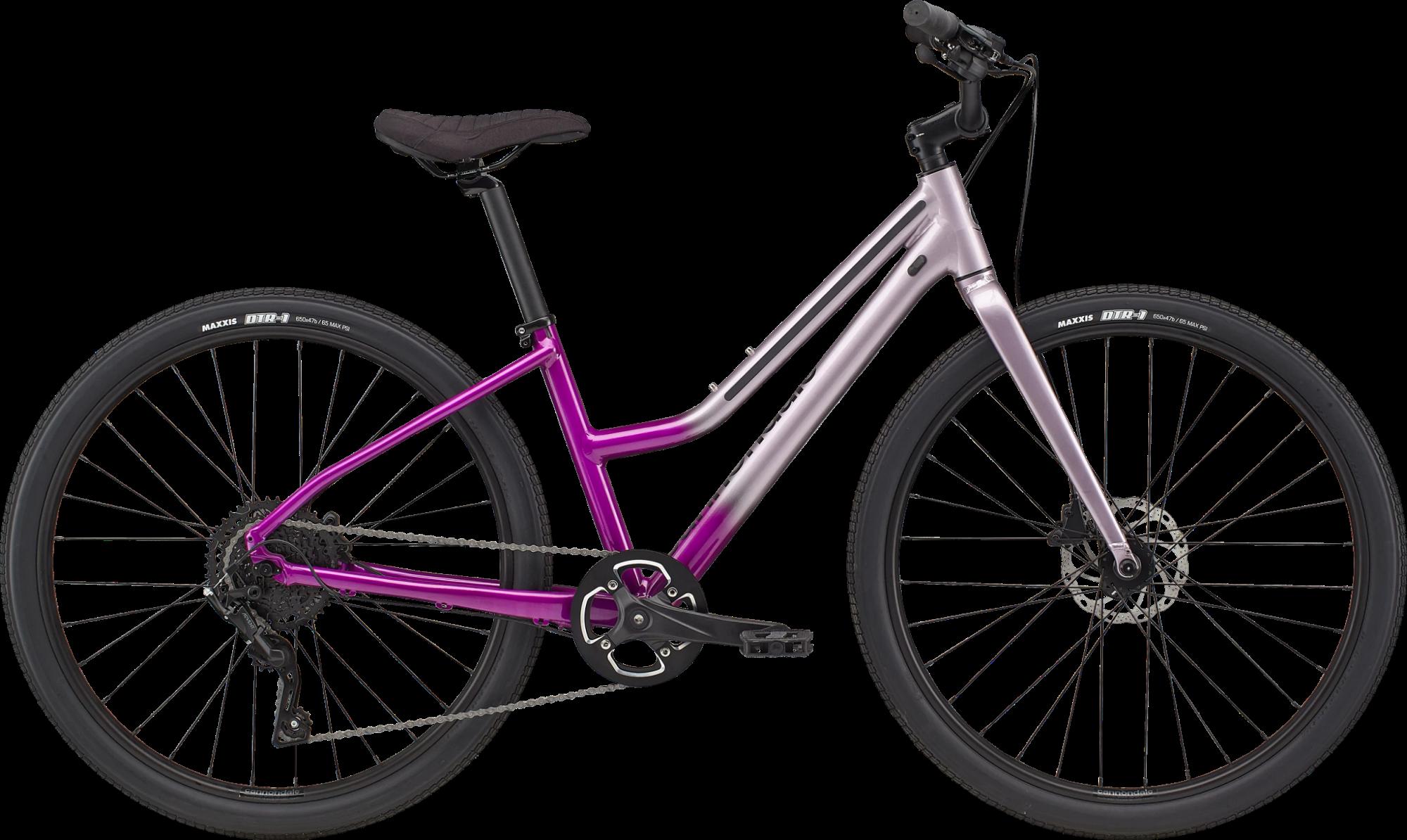 Cannondale Treadwell 2 Remixte Ltd Hybrid Bike 2021 Wow/Black