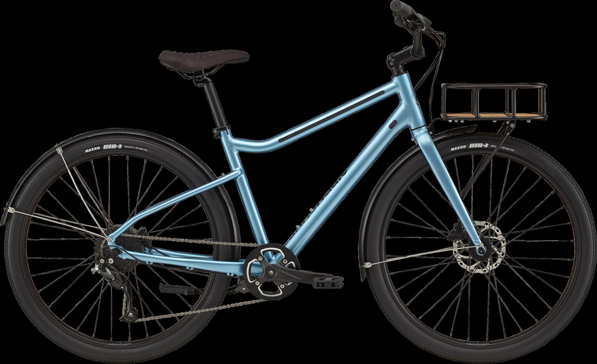 Cannondale Treadwell EQ 650b Hybrid Bike 2021 Alpine Blue