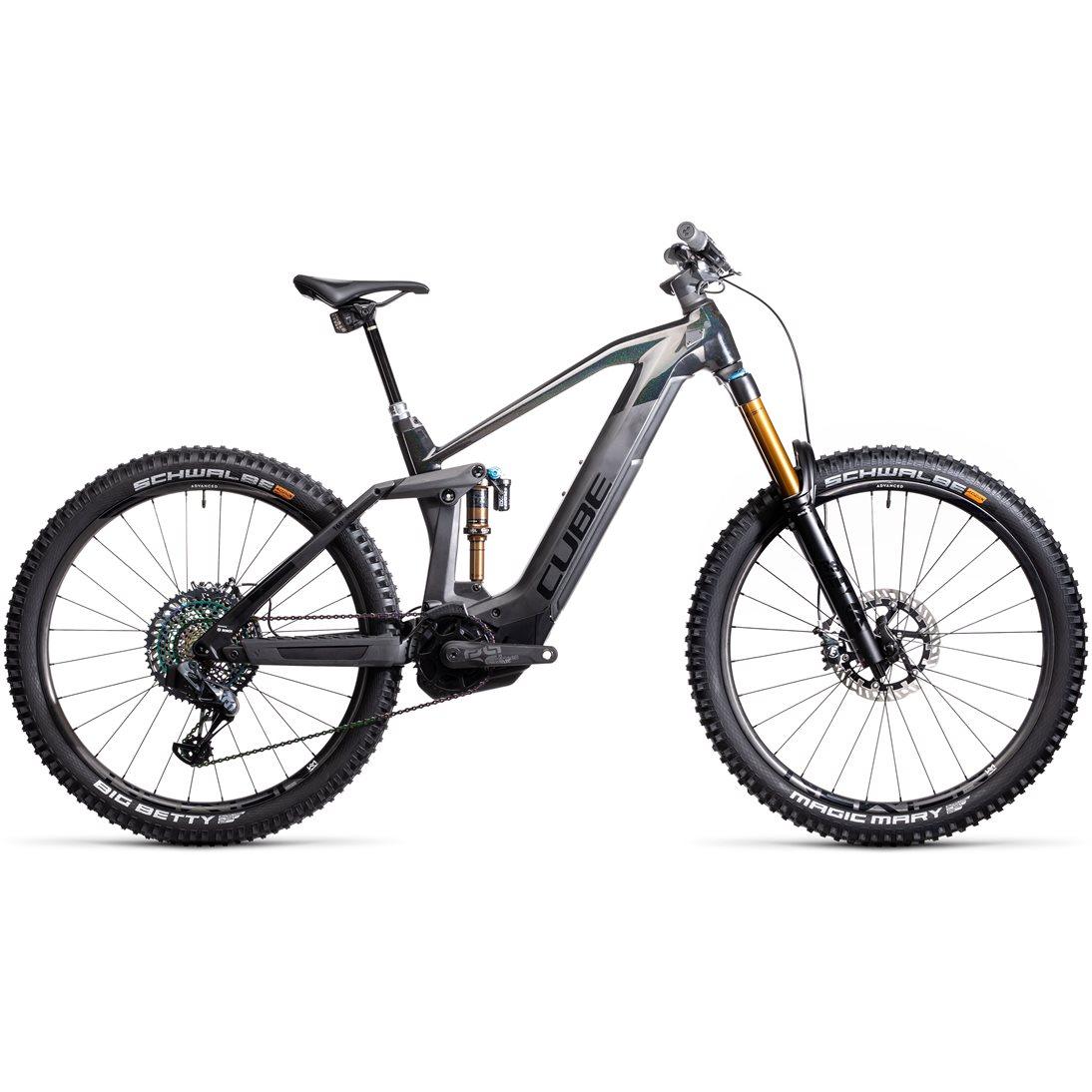 Cube Stereo Hybrid 160 C62 SLT 625wh Carbon Electric Bike 2021