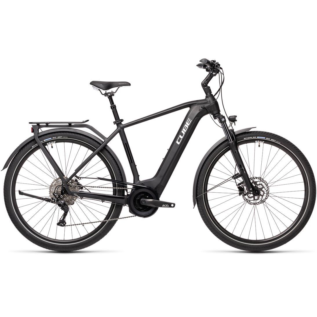 Cube Touring Hybrid Pro 500w Electric Bike 2021