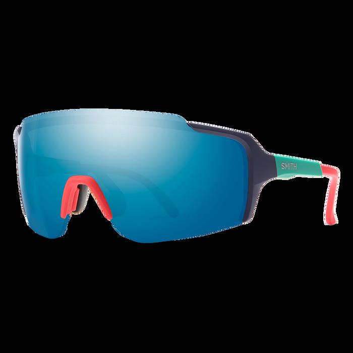 Tifosi Amok Single Lens Sunglasses Race Neon/fototec