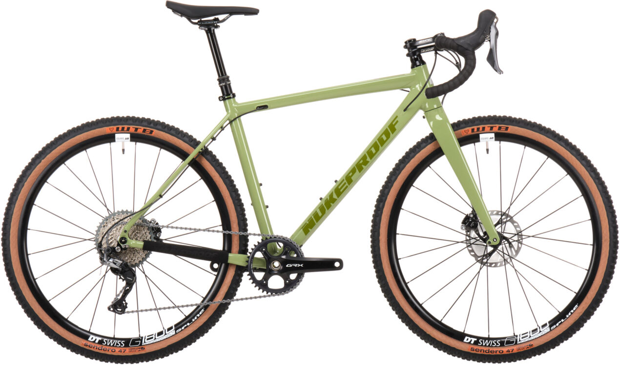 Nukeproof Digger Factory 275 Grx Adventure/gravel Bike 2021 Artichoke