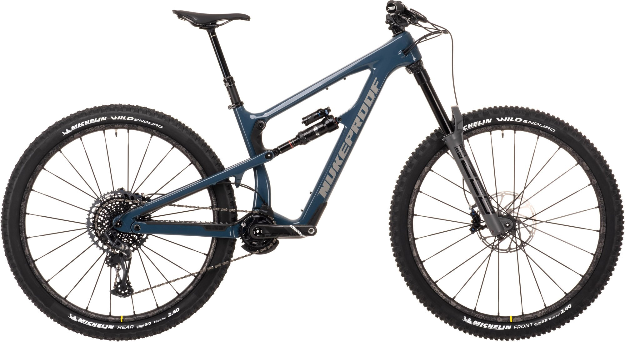 Nukeproof Mega 290 Rs 29er Mountain Bike 2021 Bottle Blue