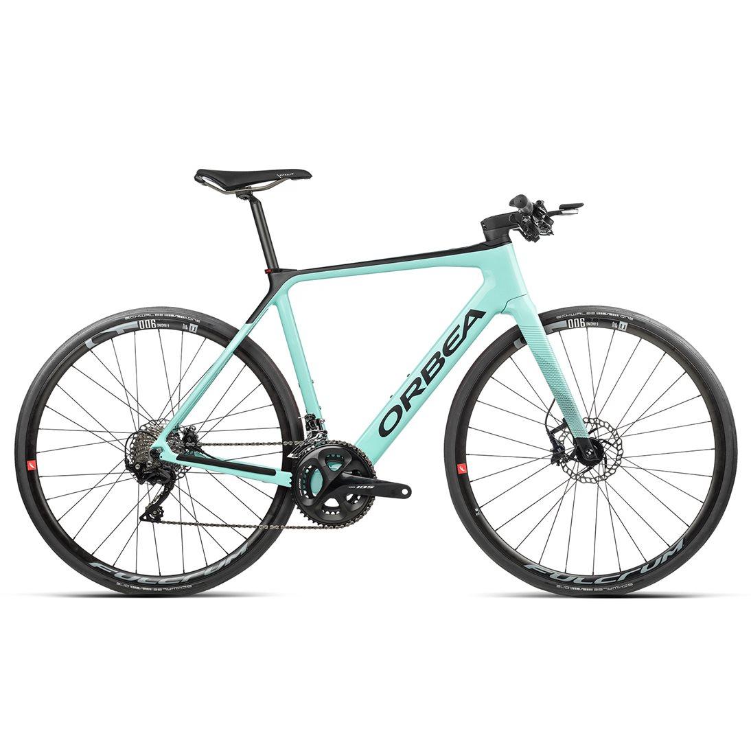 Orbea Gain M30 Flat Bar 105 Electric Road Bike 2021